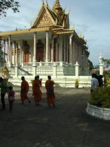 Phnom Phen palace